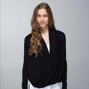 Lululemon 2014 Iconic Wrap Sweater